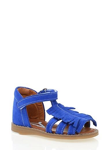%100 Deri Sandalet Locopop